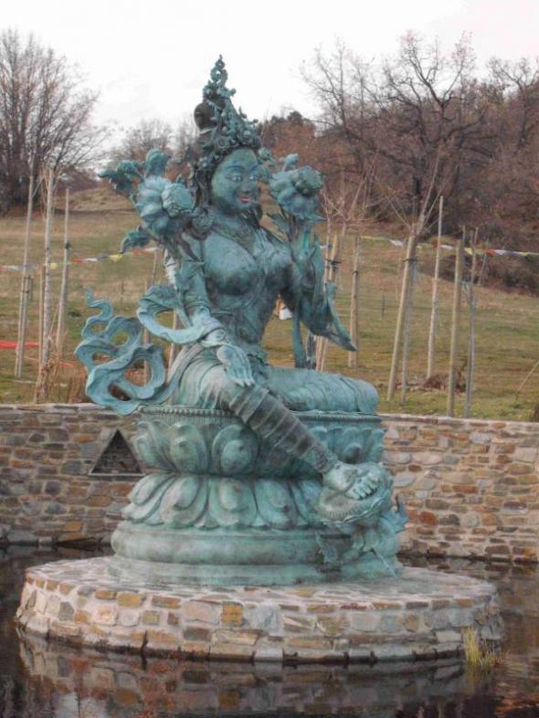 Centro budista GR Tara