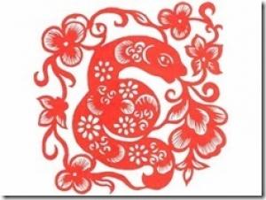 serpiente calendario chino
