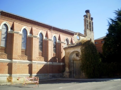 Iglesia albergue de S.Francisco Carrion - Palencia