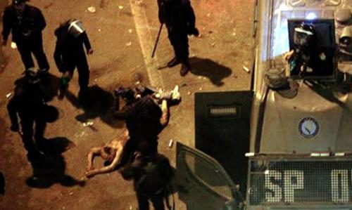 Represion Egipto 2013