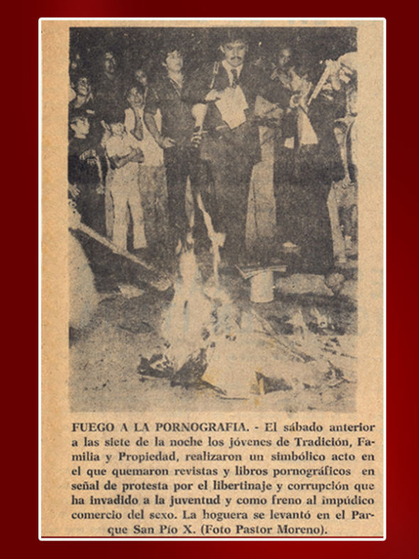 Alejandro Ordóñez dice que quemar libros es pedagogía