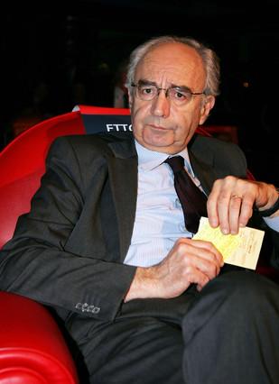 Ettore Gotti Tedeschi, presidente del Instituto para las Obras de la Religión (IOR), en una imagen de archivo. FRANCO CAVASSI | EFE