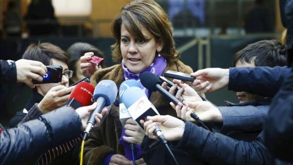 Yolanda Barcina Presidenta Navarra 2013