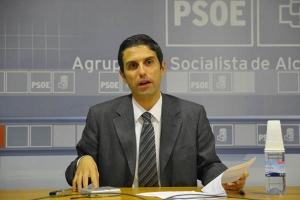 concejal PSOE Alcala