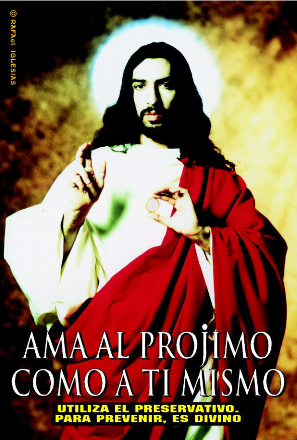 Sagrado_condon Rafael Iglesias