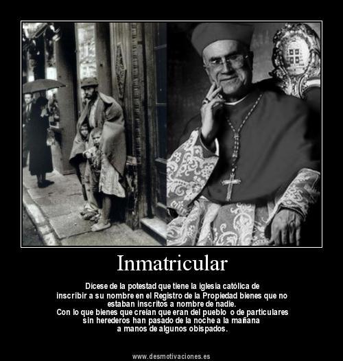 Inmatricular