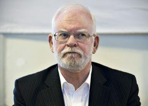 Lars Hedegaard escritor antimusulmán danés