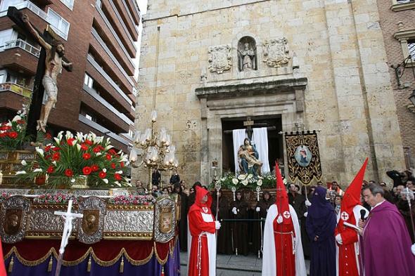 indulto semana santa Palencia 2013