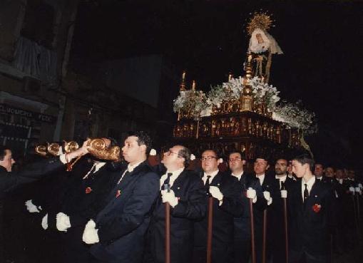 Melilla Virgen de la Soledad