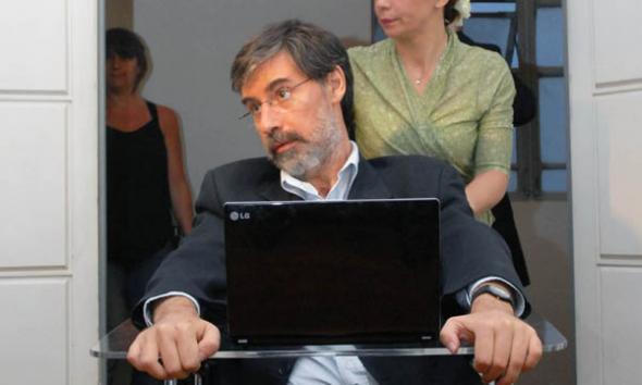 Jorge Rivas. Diputado Argentina