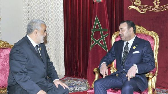 Mohamed VI Marruecos