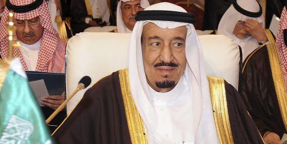 Salman bin Abdelaziz principe Arabia