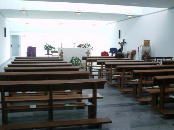 Capilla Hospital Lugo