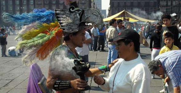 chaman latinoamericano