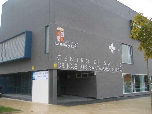 Centro de Salud Castilla y León Sacyl