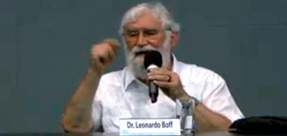 Leonardo Boff teólogo