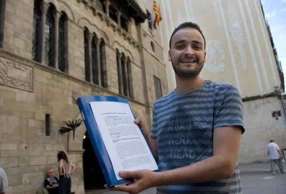 Mourad líder Watani Lleida