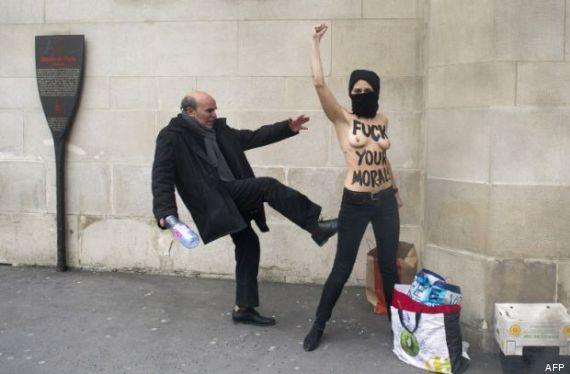 feministas liberación mujer Islam 2013