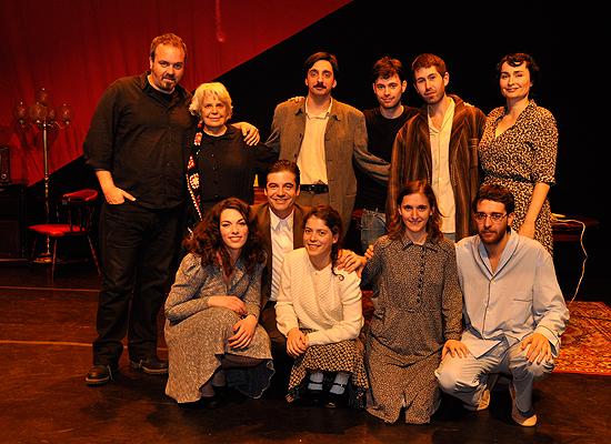 Rubén Buren teatro