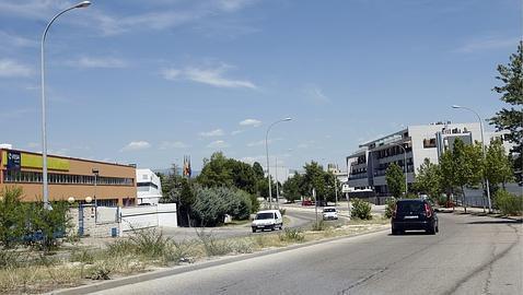 Polígono Tres Cantos Madrid