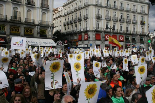 Mani provida Madrid 2013
