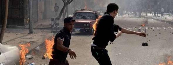 Violencia musulmanes y coptos Egipto 2013