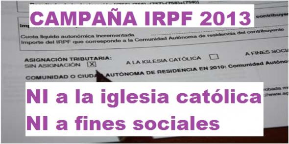 Logo IRPF 2013