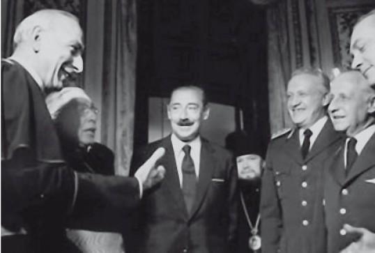 obispos y militares dictadura ARG