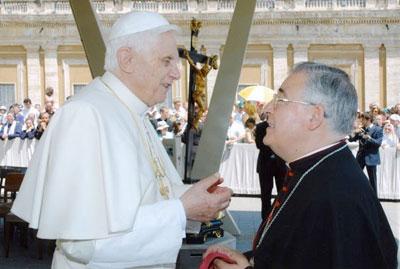 Reig Pla y Ratzinger