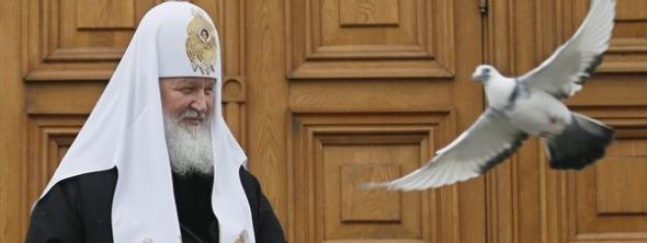 Kirill patriarca iglesia ortodoxa rusa 2013