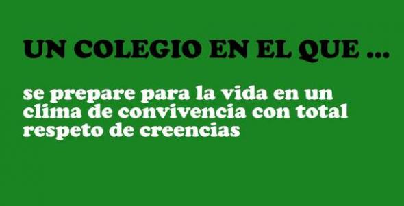 Escuela pública Aragón