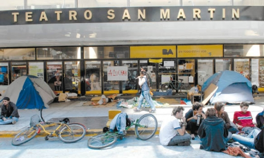 Teatro San Martín Buenos Aires