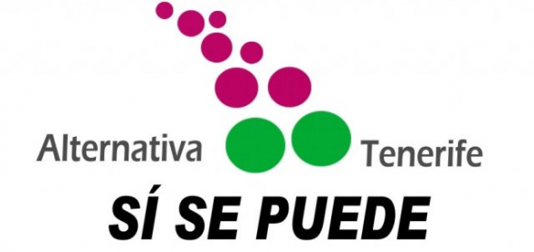 logo si se puede Alternativa Tenerife