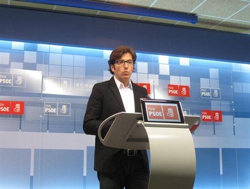 Juan Moscoso diputado PSOE
