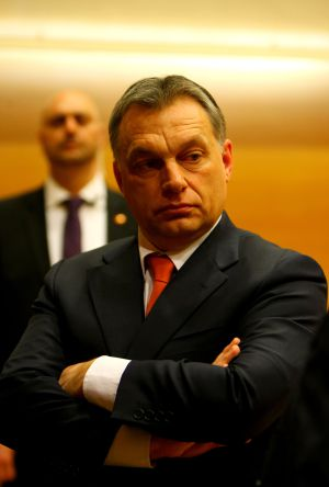 Viktor Orbán primer ministro Hungría