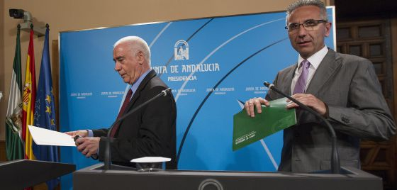 Luciano Alonso Consejero Cultura Andalucía 2013