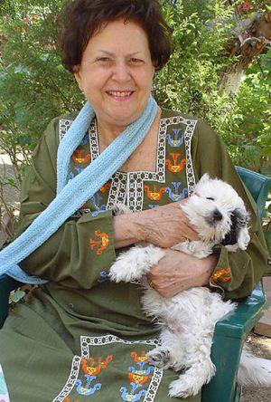 Carmen Weinstein judía Egipto 2013