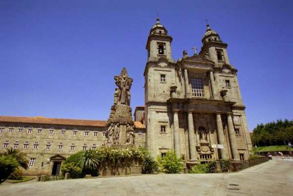 convento iglesia San Francisco Santiago