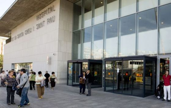 Nuevo hospital Sant Pau