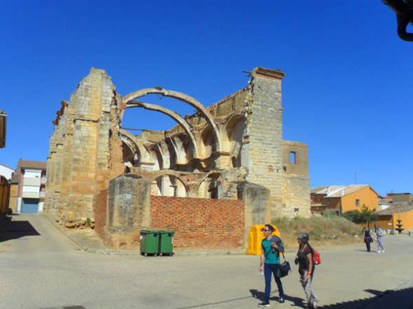 Iglesia SPedro Becerril de Campos Palencia