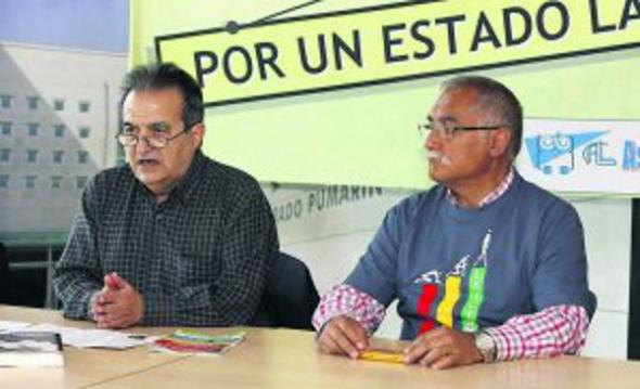 Delgado y José Luis IX Jornada Laicista Gijón 2013