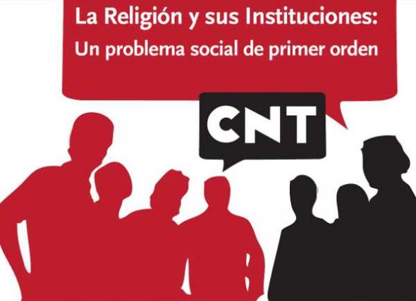Religión instituciones CNT 2013