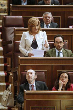 PSOE en el Congreso