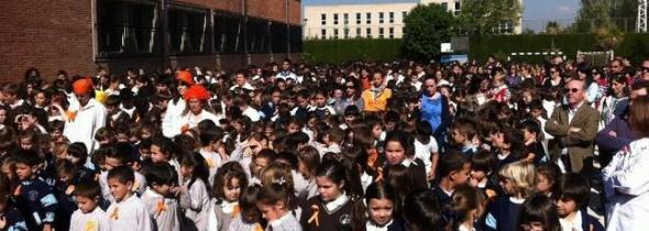 Colegios concertados protestan 2013