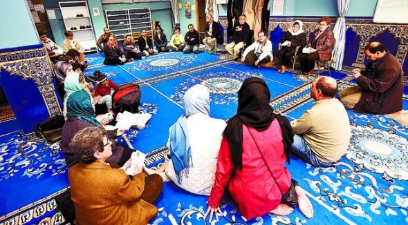 Comunidad Islámica Arrahma de Burgos