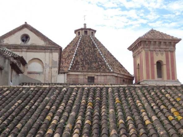 Iglesia Cristo Salud Málaga