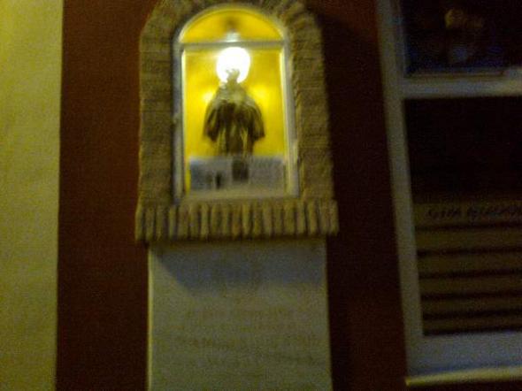 Alcantarilla imagen calle Beato Andrés