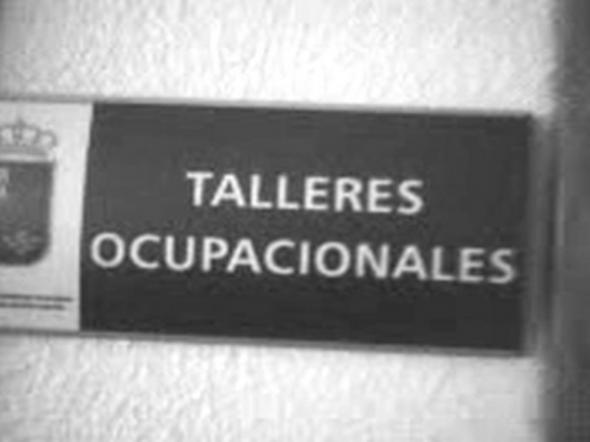 Alcantarilla taller ocupacional