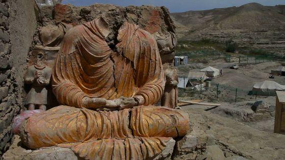 Budas Afganistán