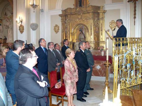 Puente Genil nombra alcaldesa Inmaculada 2013